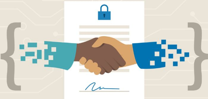 Contratos Inteligentes - Smart Contracts - Blockchain